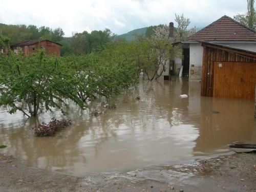 Прокупље:Због поплаве нема школе