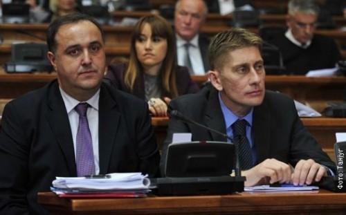 Buran dan i oštra polemika u Skupštini Srbije