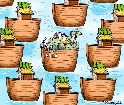 Карикатура дана: Потоп