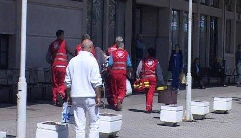 Tinejdžerku udario voz na železničkoj stanici u Leskovcu