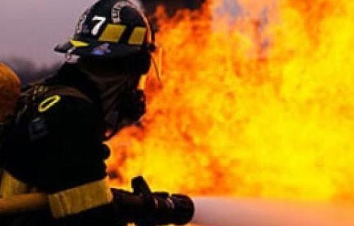 "Локализован пожар у магацину фирме ""Гоекс"" у Мерошини код Ниша"