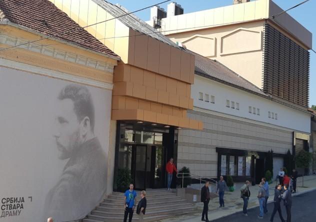 """Вучић вечерас на отварању обновљеног позоришта """"Бора Станковић"""" у Врању"""