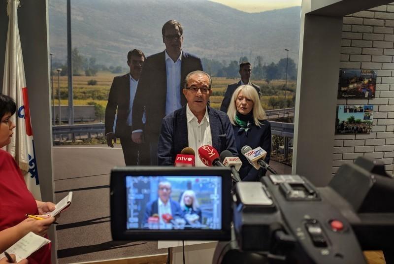 Перишић и Давидовић упознали нишку јавност са резултатима са Конгреса у Стразбуру