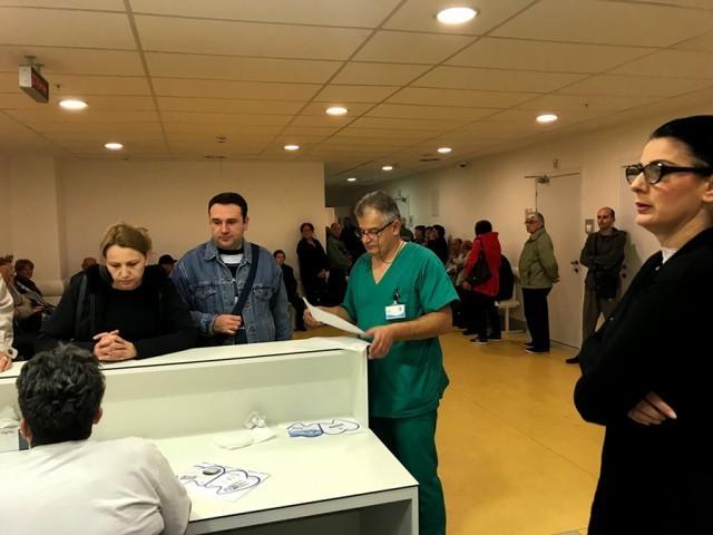 Скоро 1.300 пацијента на бесплатним превентивним прегледима у КЦ Ниш