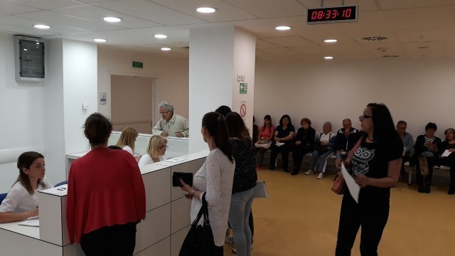 Близу 1.200 пацијента данас на бесплатним прегледима у КЦ Ниш