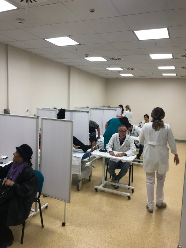 На Светски дан здравља у КЦ Ниш прегледано више од 500 грађана