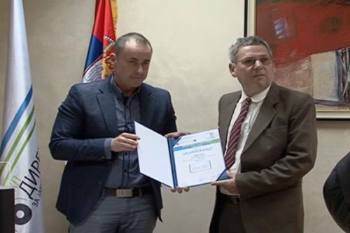 Зоран Ђорђевић најљубазнији кондуктер