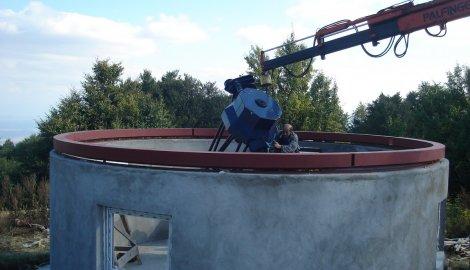 Uskoro otvaranje opservatorije kod Prokuplja