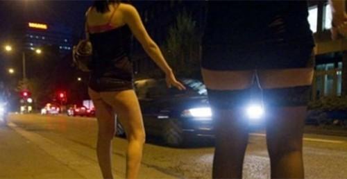 Ekskluzivno: Prostitutke blokiraju auto put Niš-Skoplje