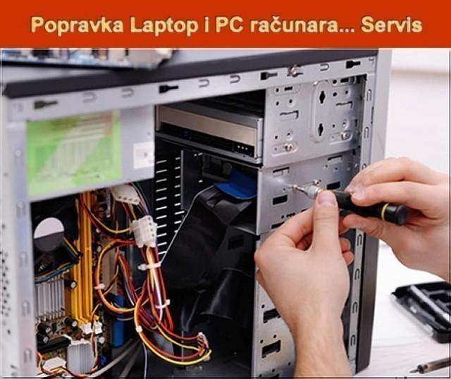 Servis Laptop PC MAC OS Računara Rakovica BGD