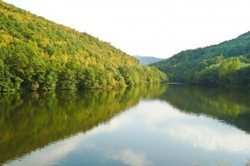 Испражњено Растовничко језеро код Прокупља