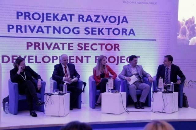 RAS i USAID pomogao razvoj privatnog sektora juga Srbije
