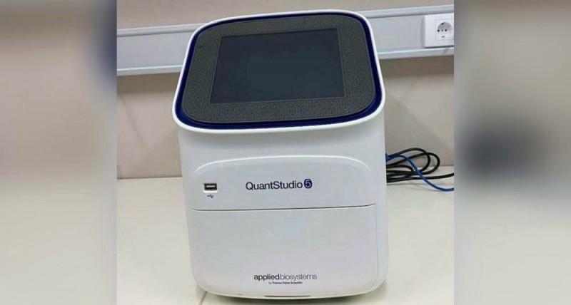 U niškim magacinima propada najsavremeniji aparat za testiranje koronavirusa