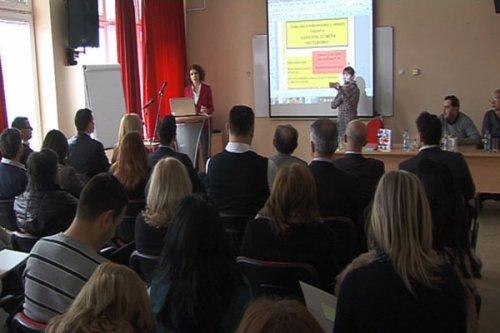Prosvetni radnici učili veštine preduzetništva i marketinga (Video)