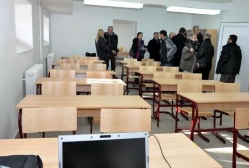 Renovirani kabineti u Srednjoj poljoprivrednoj školi