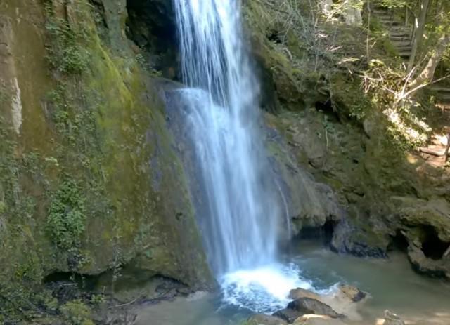 """Сокобањски водопад """"Рипаљка"""" најстарије природно добро"""