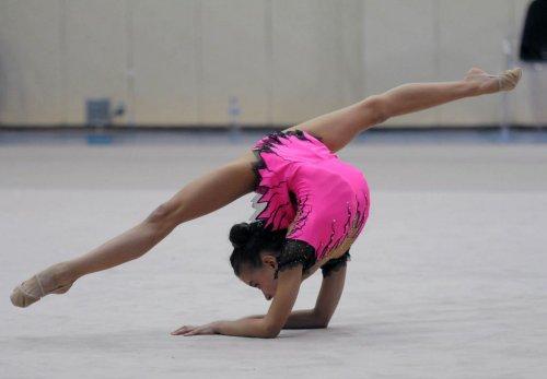 Интернационалано такмичење гимнастичарки у Нишу