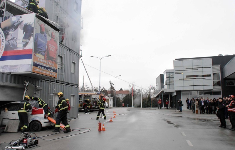 Uskoro promocija novih kapaciteta Srpsko-ruskog humanitarnog centara