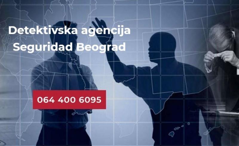 Detektivske usluge Beograd i Srbija