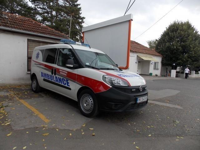 Прокупачка болница набавила ново санитетско возило