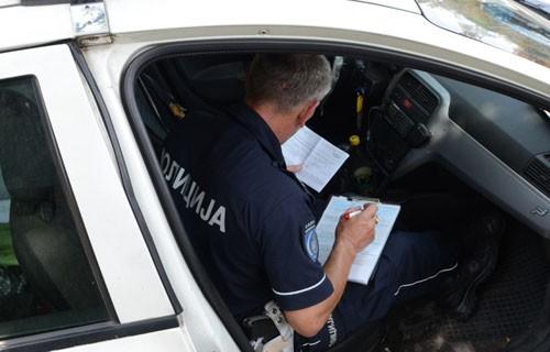 Полицијска акција појачане контроле аутобуса и теретњака