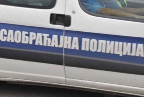 Vozač iz Podujeva izazvao saobraćajnu nezgodu i pobegao