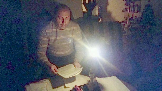 Saša Janković na minus 20 bez struje, iako je redovni platiša