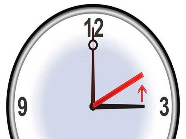 Није касно: Не заборавите да померите казаљке један сат уназад