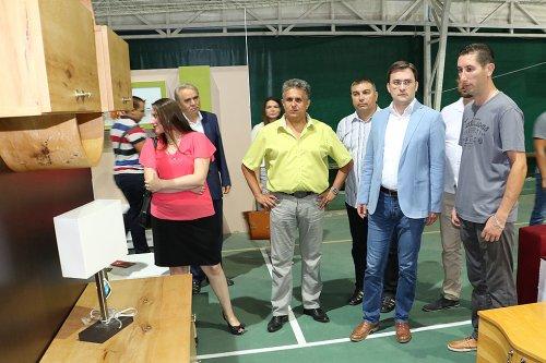U Svrljigu otvoren prvi sajam proizvođača nameštaja jugoistočne Srbije