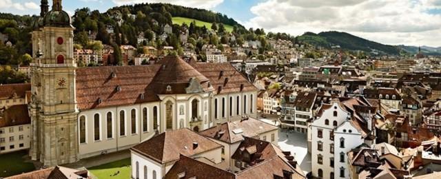 Ст. Гален Швајцарска, Фото: events.foxtrail.ch