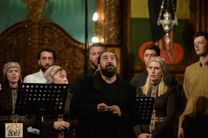 Серафим Бит-Хариби и његова музика на арамејском: Певам како сам запамтио од мојих предака