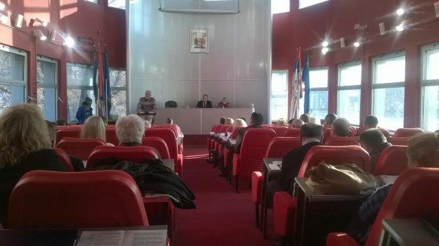 У петак 16. седница Скупштине града