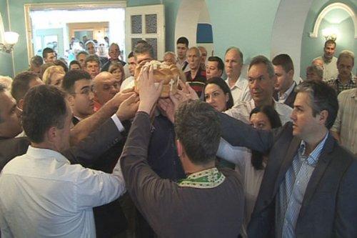Слава у ДСС-а у Нишу, Фото: Јужна Србија Инфо