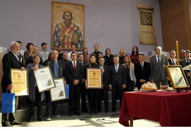 Dodelom godišnjih priznanja Gradska opština Medijana obeležila svoju slavu, Svetu Petku
