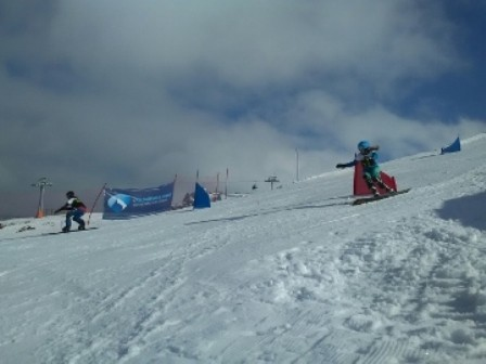 Evropa kup u snobordingu i paraolimpijsko takmičenje na Staroj planini