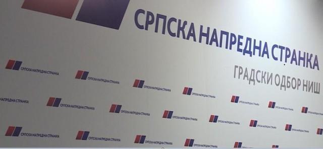 """Niški naprednjaci protiv laži i medijskog pritiska na """"Simfonijski orkestar"""" zbog tribine """"Saveza za Srbiju"""""""