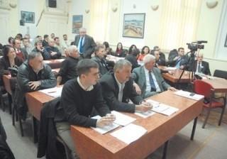 Koalicija DS, DSS i SNS u Aleksincu