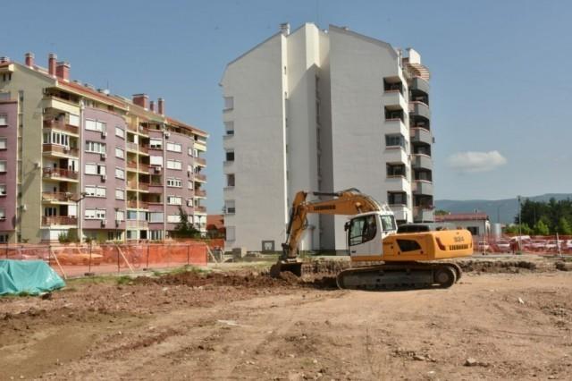 Изградња још три ламеле социјалних станова