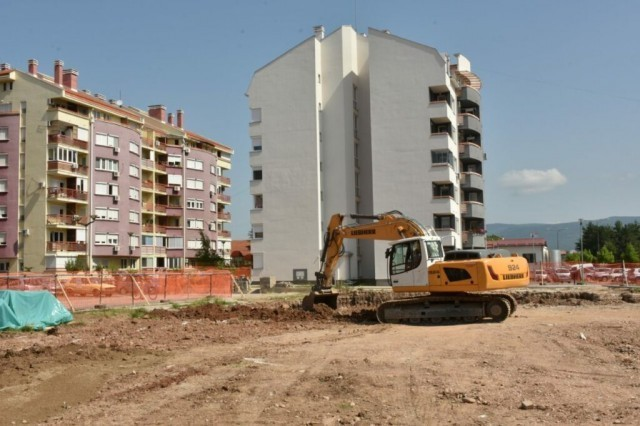 Izgradnja još tri lamele socijalnih stanova