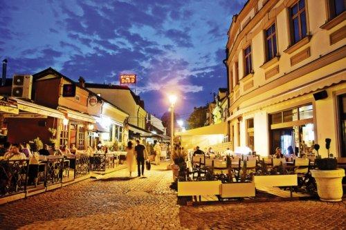 Казанџијско сокаче у Нишу, Фото: ТОН