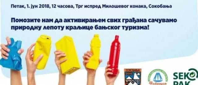 Сокобања прво место у Србији са комплетним системом за правилно одлагање отпада