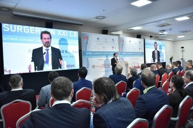 U Nišu počeo Međunarodni kongres spinalne hirurgije