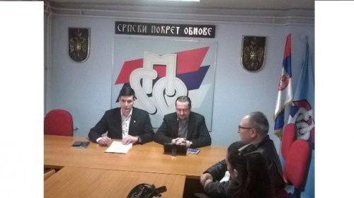 Горан Милосављевић и Владан Радић СПО, Фото: Јужна Србија