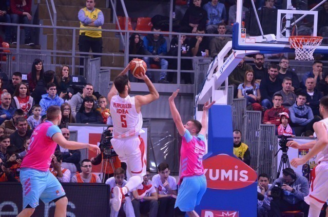 Kup Radivoj Korać 2019: Crvena Zvezda - Mega Bemaks (92:70)