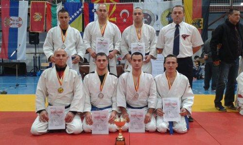 NIF je vicešampion Jadranske lige u džiu džici za 2015. godinu