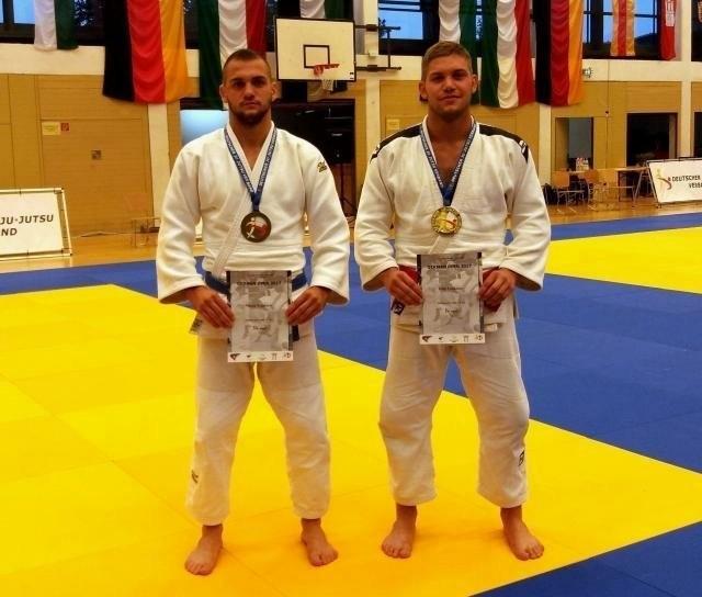 Trajkovići dominirali na velikom turniru u Nemačkoj