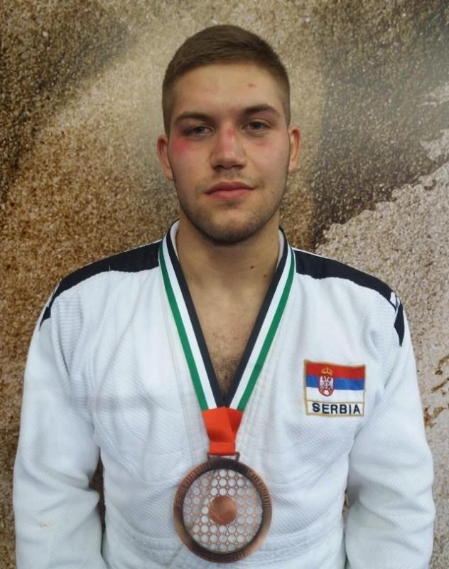 Trajković osvojio medalju na Svetskom prvenstvu za juniore u Abu Dabiju