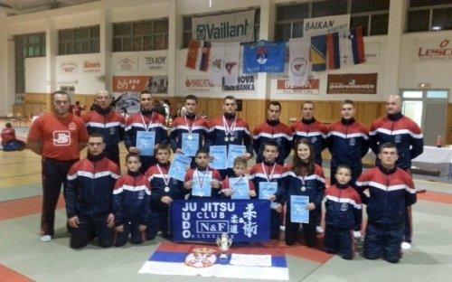 NIF trećeplasiran u Jadranskoj ligi, Nikola najbolji takmičar turnira