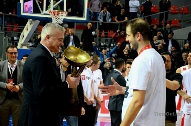 Saopštenje za javnost Košarkaškog saveza Srbije povodom skrnavljenja trofeja
