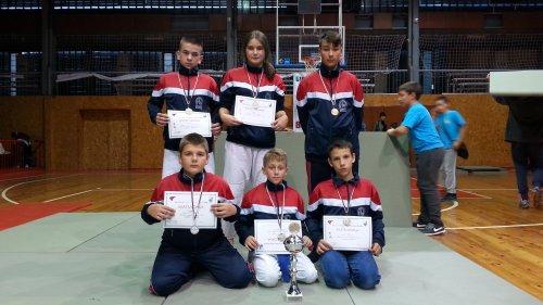 Otvoreno prvenstvo Bugarske u džiu džici za mlađe kategorije